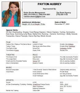 teen resume template orig
