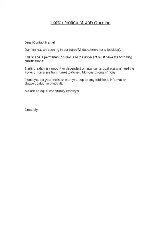 Template Business Letter | Template Business