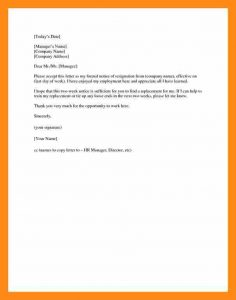 template for resignation letter best weeks notice letter best weeks notice letter eaeafbaee