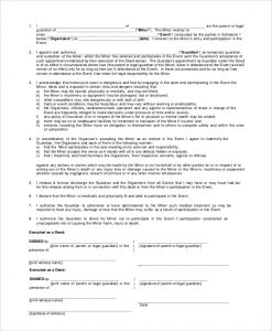 temporary custody agreement temporary guardianship form for grandparents