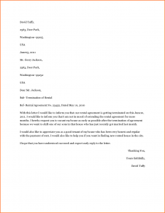 termination of lease early termination of lease letter lease agreement termination letter template letter template regarding termination of lease letter