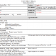 test plan example test plan sample