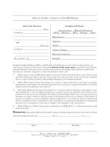 texas firearm bill of sale firearm bill of sale form virginia d