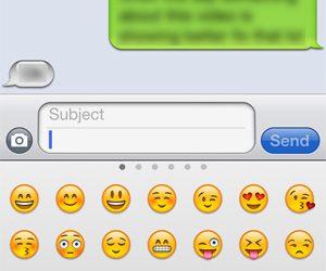 text message emoji emoji