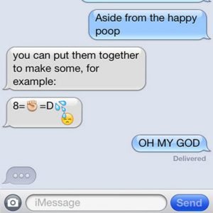 text message emoji funny emoji text message joke smosh