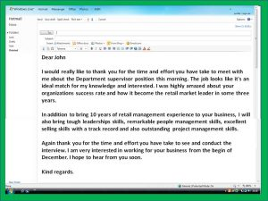 thank you email after interview sample email thank you note after interview sample