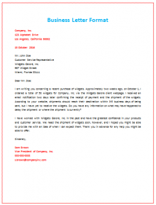 thank you for donation letter samples of business letter format to write a perfect letter within business letter format