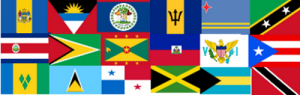 thank you for scholarship caribbean flags
