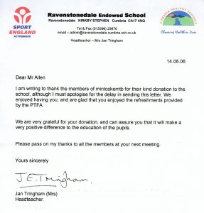 thank you letter for donation of money ravenetterscan