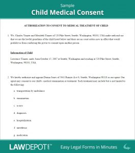 thank you letter for job offer accepted child medical consent form free medical authorization form for with regard to consent letter for children travelling abroad