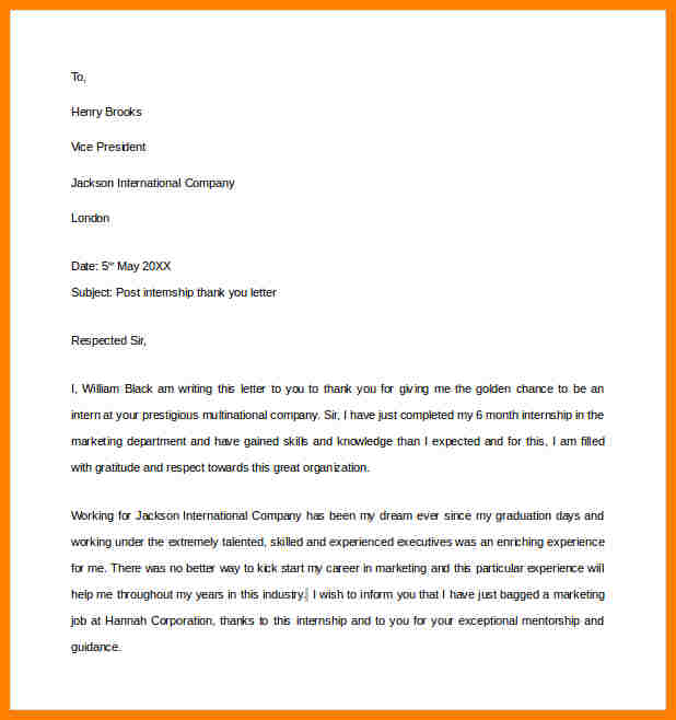 thank you letter for referral