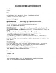 thank you letter for sponsorship cover letter without address letter format