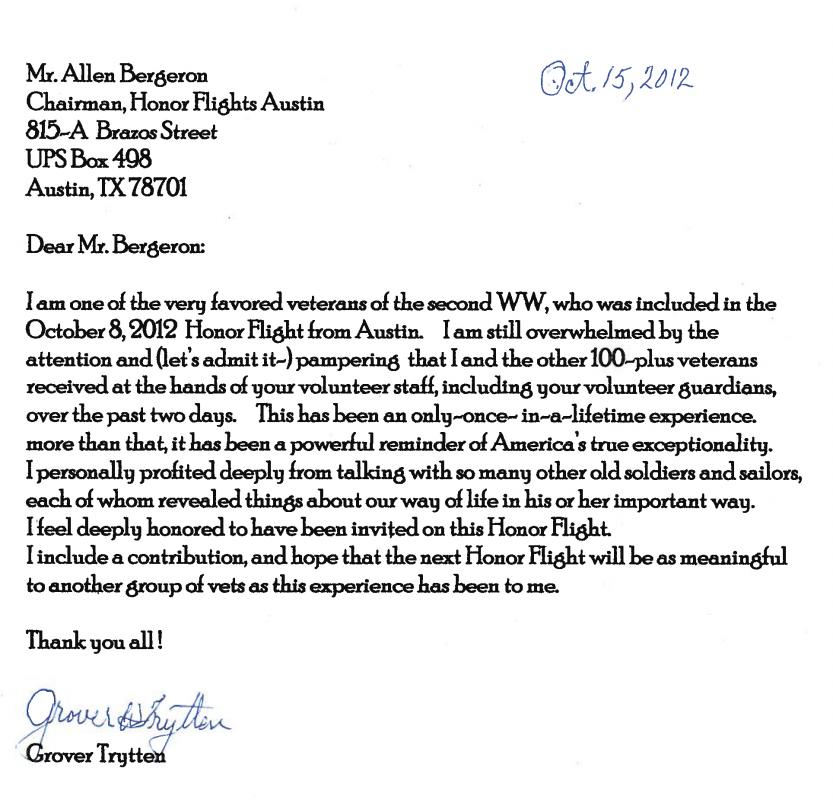 thank-you-letters-to-veterans-examples-grover-trytten Veterans Affairs Deceased Veteran Letter Template on