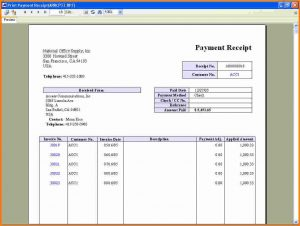 therapy notes template receipt for payment am ar print payment receipt x