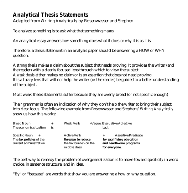 English Essay About Environment  How To Write A Proposal Essay also Example Of A College Essay Paper Thesis Statement Template  Template Business Thesis Statements For Essays