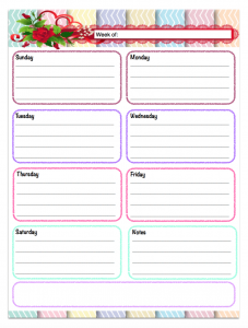 time sheet templates free printable weekly calendars am pm switching time
