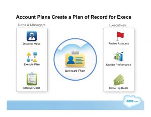 timeline for ppt how salesforce drives growth with account planning