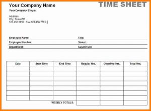 timesheet template word job timesheet template timesheet