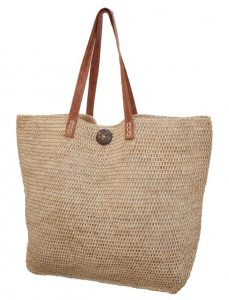 tote bag template oversized natural raffia crochet beach tote bag boardwalk style