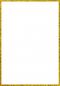 trading card template photoshop pbl frame border rectangle gold glitter
