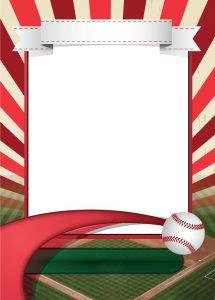 trading card templates baseball card template mockup andreas illustrations pinterest baseball card template