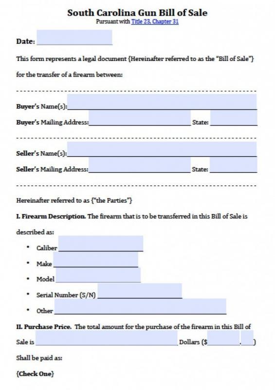 trailer bill of sale pdf