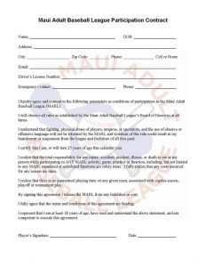 trailer bill of sale template mabl participation contract