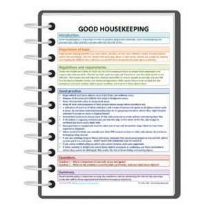 training manual examples tbtgoodhousekeeping