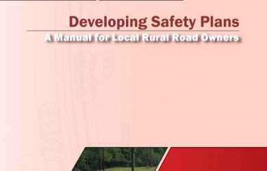 training manual template word developingsafetyplans rural cover