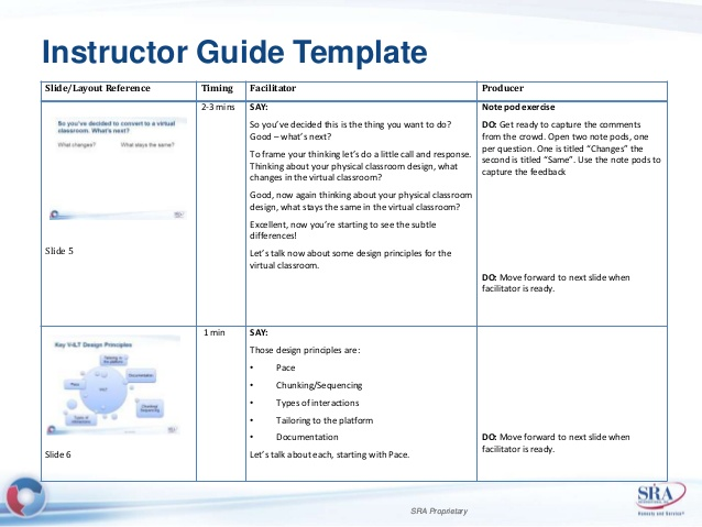 Training Manual Template Word  Template Business