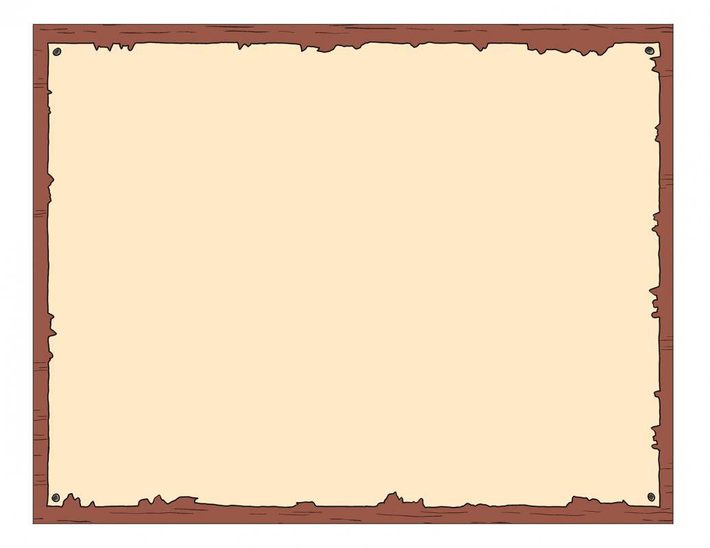 treasure report template