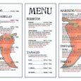 tri fold menu cadc z