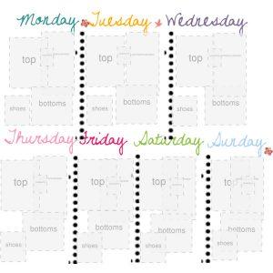 trip planner template y