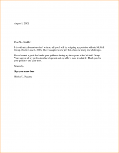 Two Week Notice Letter 2 Weeks Notice Resignation Letter Sample 134366479  Two Week Resignation Letter