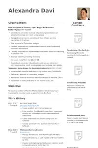 undergraduate student cv template accountinginternresume example