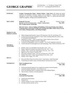 undergraduate student cv template college resume examples college resume example of college resume template