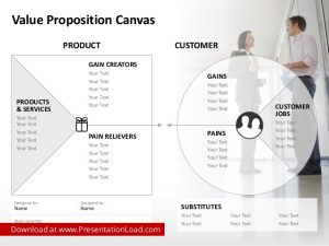 value proposition template value proposition powerpoint template