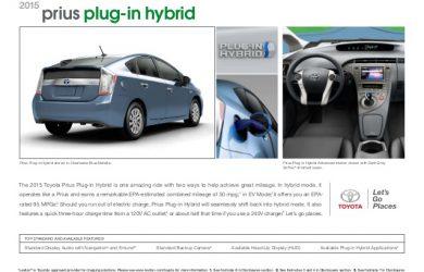 vehicle sales agreement toyota prius plug in hybrid brochure vehicle details specifications los angeles n hollywood toyota