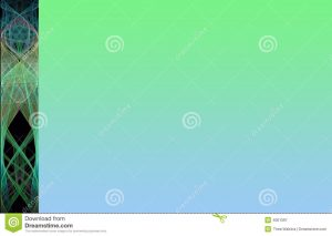 vertical banner design blue green background banner design