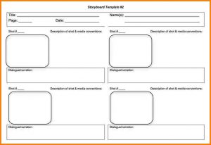 video storyboard template video storyboard template video storyboard template storyboard template