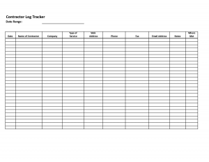 visitor sign in sheet template log book template chogduw