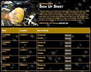 volunteer time sheet car wash volunteer sign up