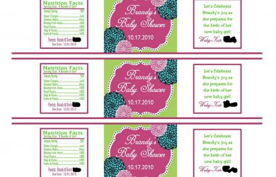 water bottle label template water bottle labels in template pdf file