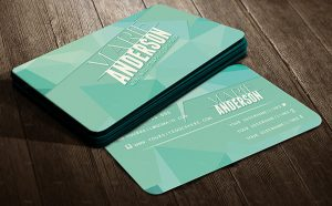 web designer business card web designer business card
