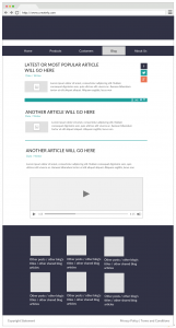 website mockup template new creately blog ui mockup