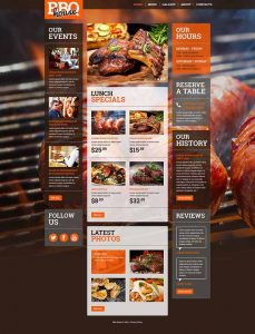 website planning template big
