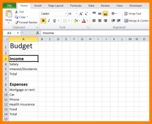 wedding budget template budget excel sheet income and expenses