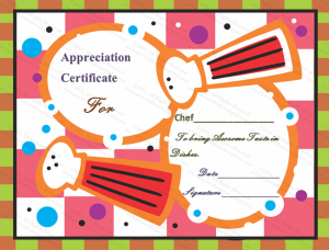 wedding certificate template awesome taste certificate of appreciation template