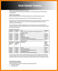 wedding certificate template sample programme for an event event scheduling template
