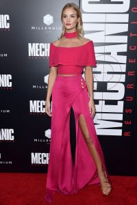 wedding gift list hbz best red carpet looks of the year rosie huntington whiteley